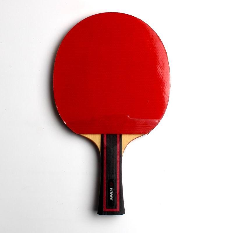 Riginal yinhe 06b 06d fertig tischtennisschläger gute geschwindigkeit schnell angriff gute ton und fühlen mit fall