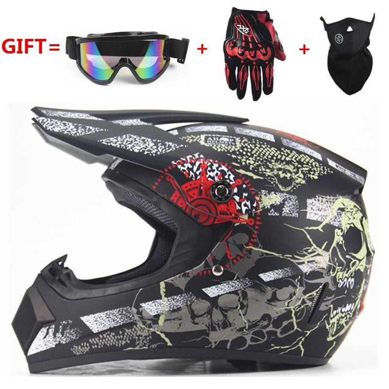 FREE SHIPPING motorcycle Adult <font><b>motocross</b></font> Off Road Helmet ATV Dirt bike Downhill MTB DH racing helmet cross Helmet capacetes