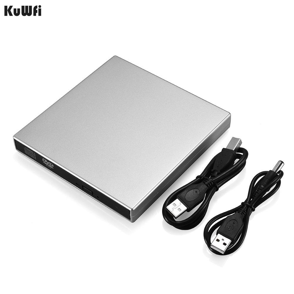 ABS USB 2.0 Plug & Play Stick Externe Dvd-laufwerk Combo CD-RW Brenner CD +-RW DVD ROM Portatil Lektor DVD Externo für Laptop PC