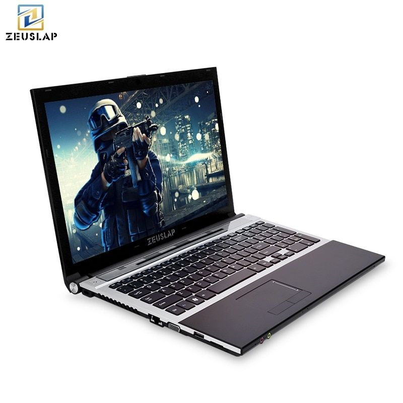 15.6inch intel core i7 8gb ram 500gb HDD 1920x1080 full hd screen Windows 10 system with DVD ROM Notebook PC Laptop Computer