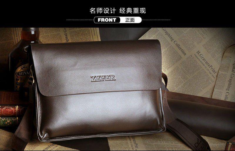 Mode für männer umhängetasche, freies verschiffen echtes leder umhängetasche, multifunktions casual männer taschen handtaschen aktentasche