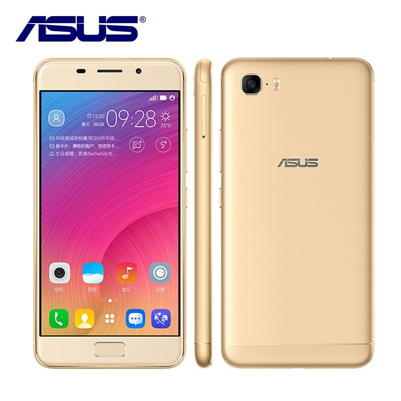 New ASUS Zenfone Pegasus 3s ZC521TL Octa Core 3GB RAM 32GB ROM 5000mAh 5.2 inch Android 7.0 Fingerprint 13MP 4G LTE Mobile phone