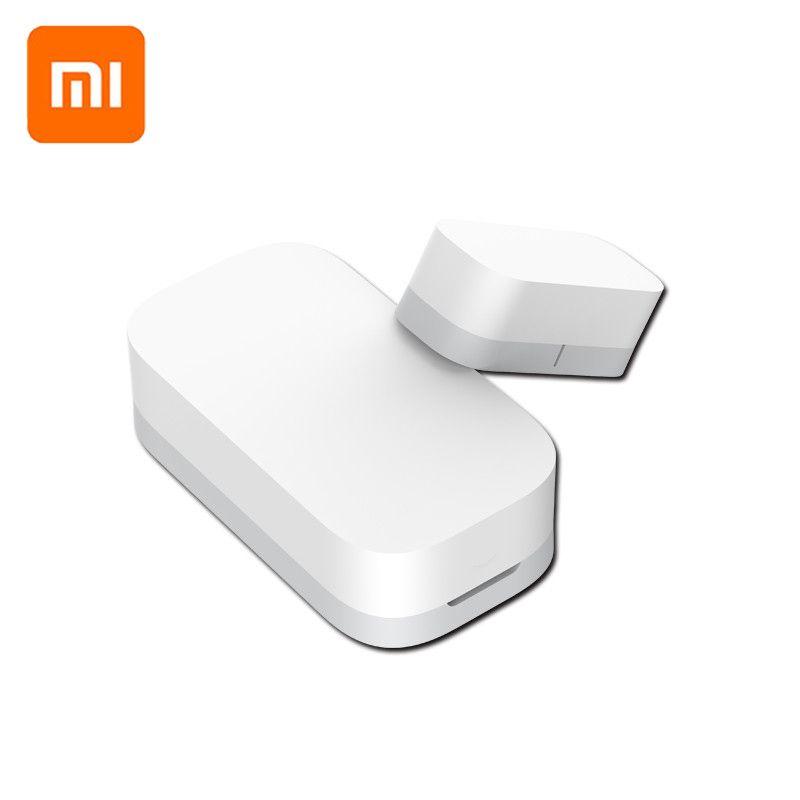 Xiao mi AQara capteur de porte de fenêtre intelligente ZigBee connexion sans fil multi-usages travail avec Xiao mi Smart home mi jia/mi Home app
