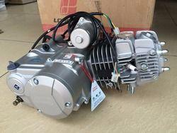 تعديل Loncin TK120 125CC الأفقي اليدوي التلقائي مخلب دراجة ثلاثية العجلات محرك دراجة نارية
