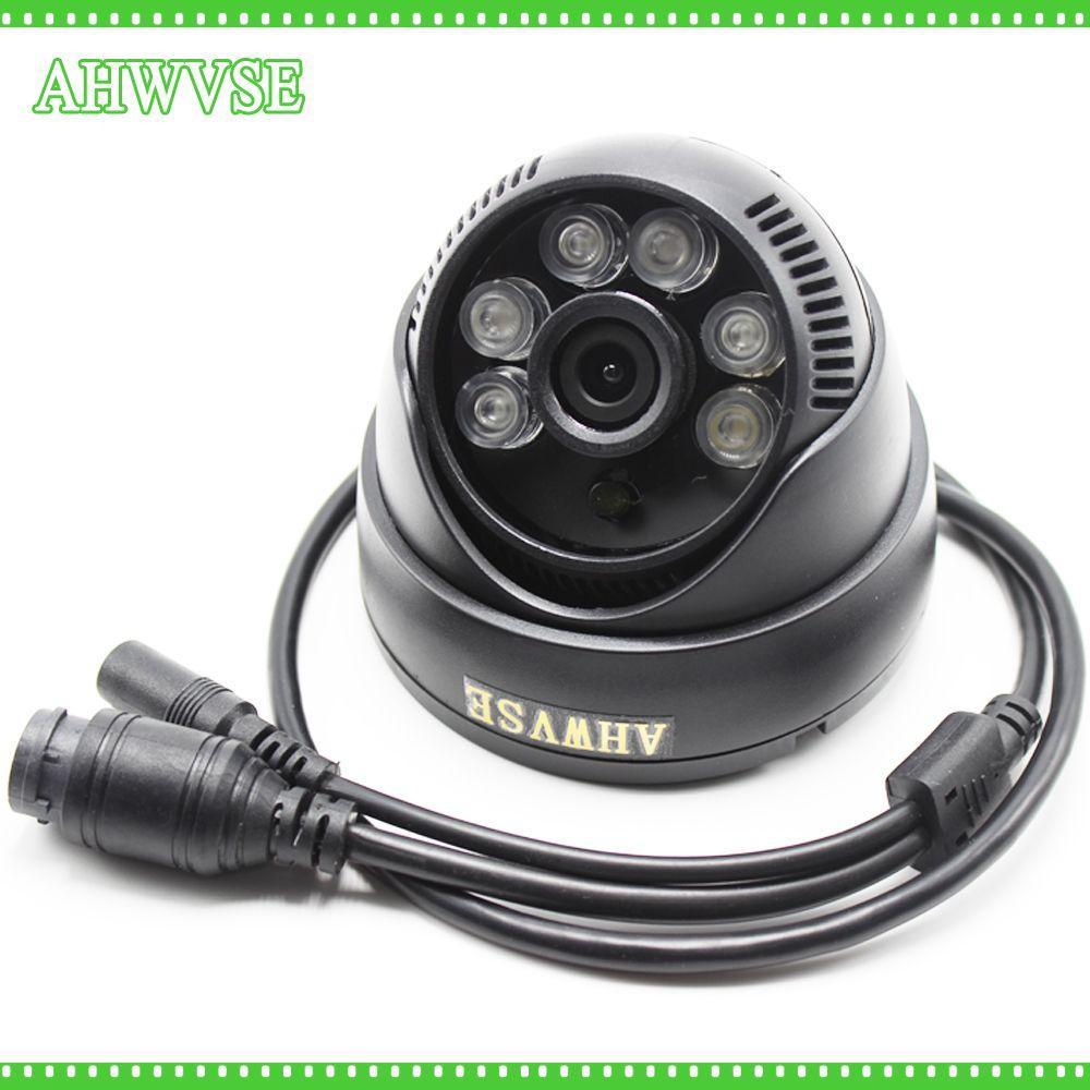 AHWVSE IP Audio Kamera 720 P 960 P 1080 P POE Cctv HD Netzwerkkamera IRCUT Nachtsicht ONVIF H.264 Extenal Mikrofon