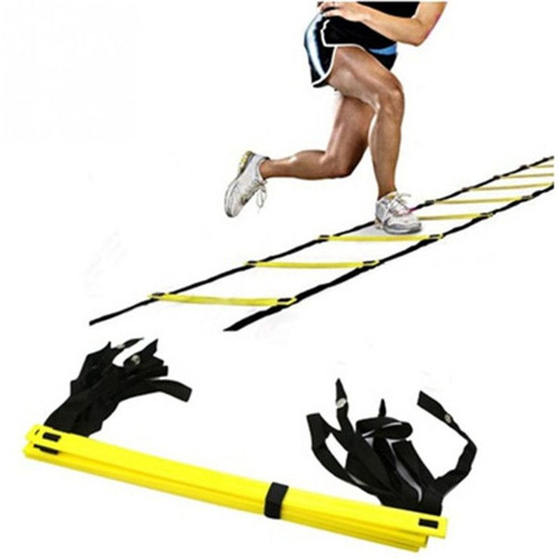 3.5M 5M 5.5M 7M 7-13 Pieces Rung Durable Agility Ladder Soccer Speed Football Fitness Feet Sport Training