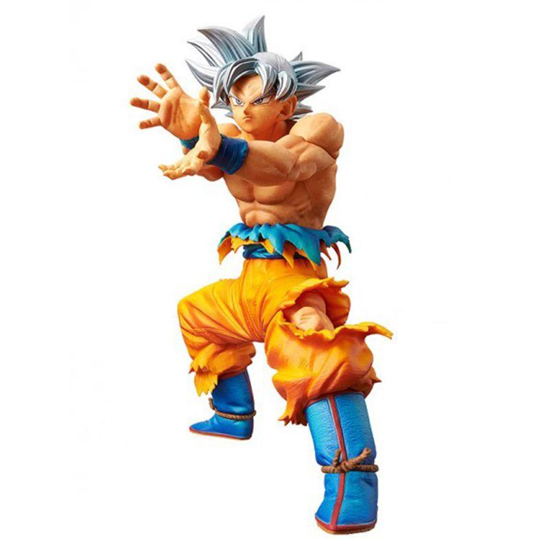 Hot sale Original Banpresto Dragon Ball Super Ultra Instinct Goku Migatte No Gokui Key Of Egoism Figure Model Collection toys