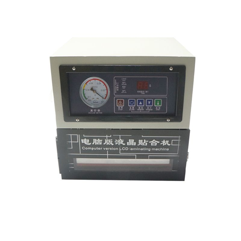 8 zoll Auto LCD reparatur maschine LY 818 digitale OCA laminieren maschine für handy