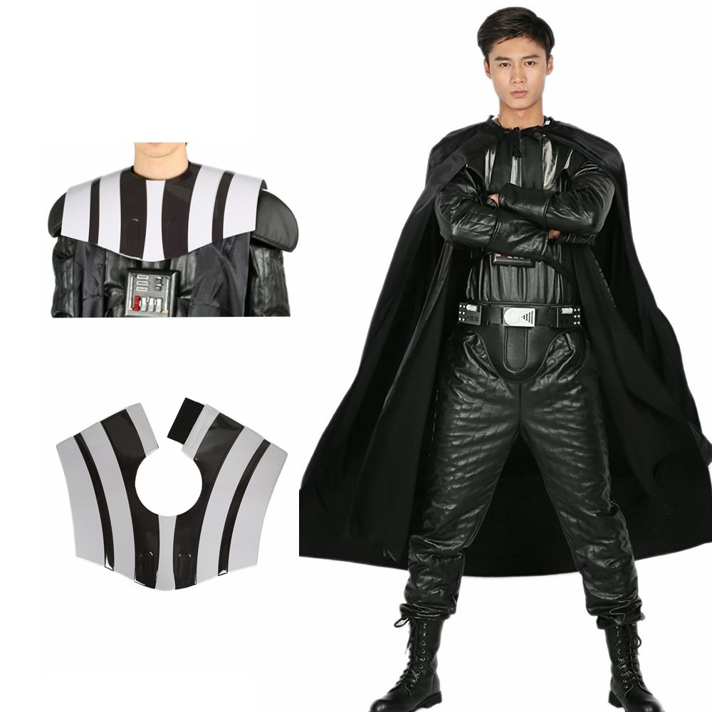 Coslive Darth Vader Costume Adult Full Outfit for Halloween Cosplay Party Show