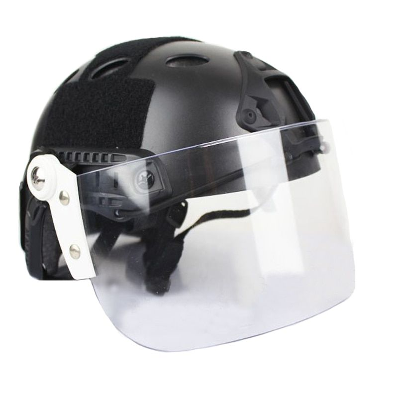 TAK YIYING Airsoft Helm Paintball taktische helm brille Airsoft Helm Zubehör