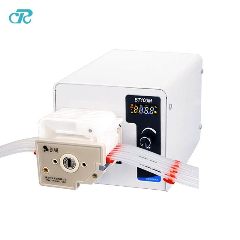 Lab Enzymes Fluid Sampling Metering Tubing Peristaltic Pump