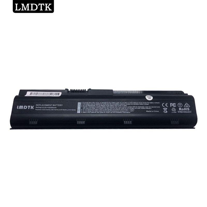 LMDTK Nouveau 6 cellules Batterie D'ordinateur Portable Pour HP Pavilion dm4 G4 G6 G7 CQ42 CQ56 CQ62 G32 G42 G56 G62 g72 dm4-1000 dm4t MU06 MU09 MU09XL