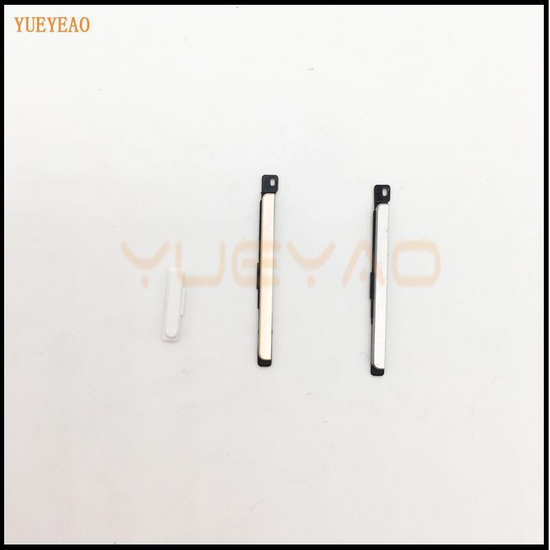 YUEYAO Original Power Volume Button Side Keypad Housing For HTC One mini 2 M8 Mini M5 Button Set + Tracking Number
