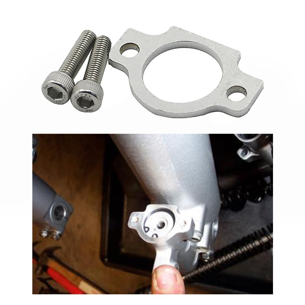In lager CNC aluminium kotflügel vorne ANTI DIVE SHIM für Honda GL1800 GL 1800 2001-2017 Trike F6B GOLDWING keine mehr geblasen gabel dichtungen