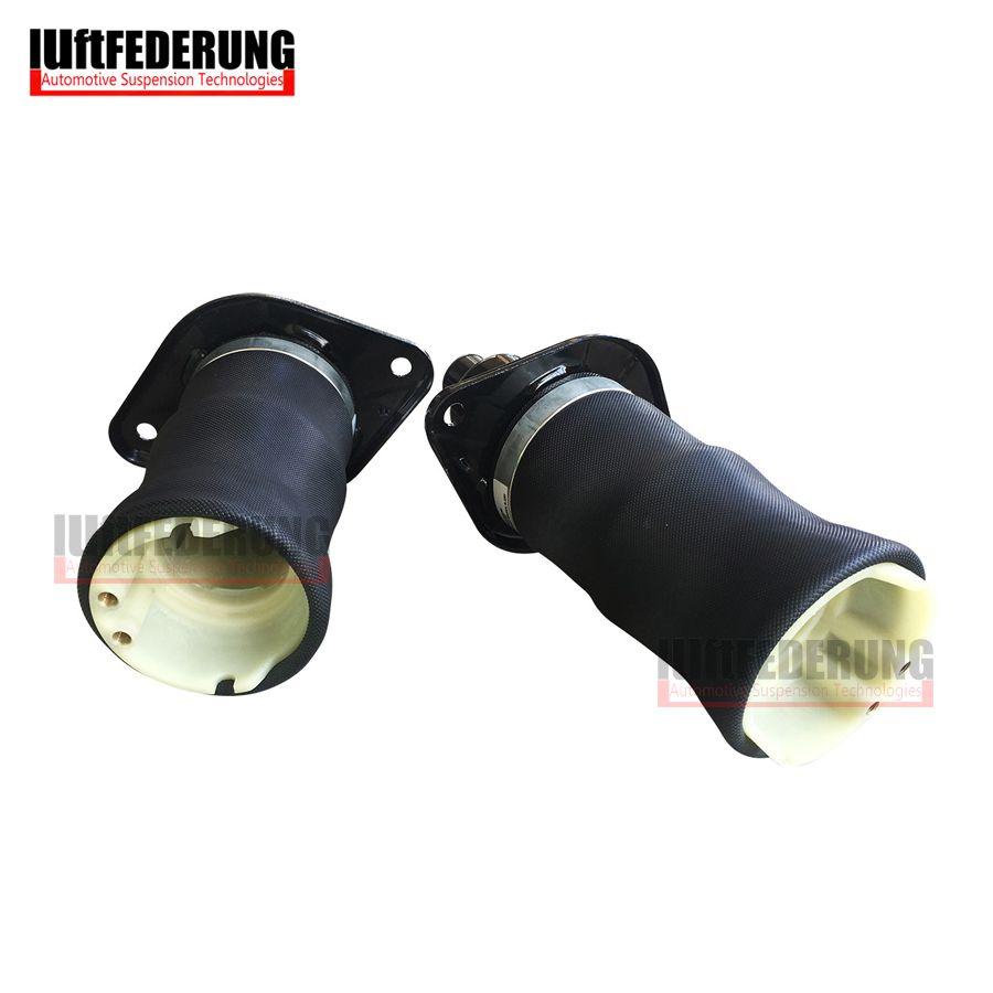 Luftfederung 2PCS Rear Suspension Air Strut Repair Kits Air Ride AirSpring Fit Audi A6 C5 Allroad Quattro 4Z7616051A 4Z7616052A