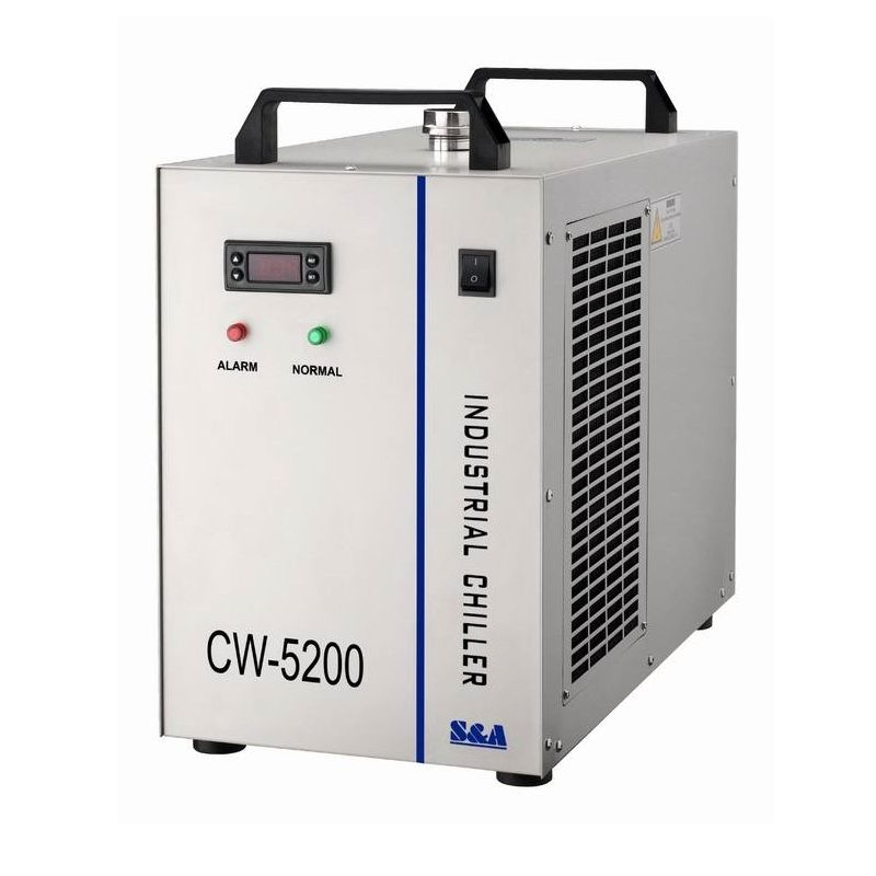 Industrial Water chiller CW 5200AH laser machine chiller cw5200 For CNC Spindle Cooling Laser