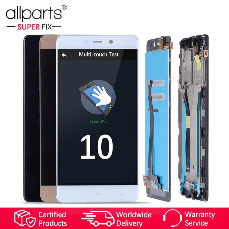 5.0 ''LCD D'origine Pour XIAOMI Redmi 4 Pro Affichage Écran Tactile avec Cadre Pour XIAOMI Redmi 4 Premier LCD affichage Remplacement #4