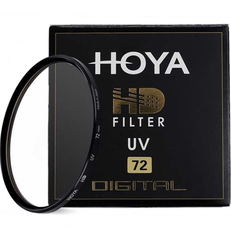 MC-UV HOYA HD 49mm 52mm 55mm 58mm 62mm 67mm 72mm 77mm 82mm verre trempé 8 couches multi-couche numérique UV (Ultra Violet) filtre