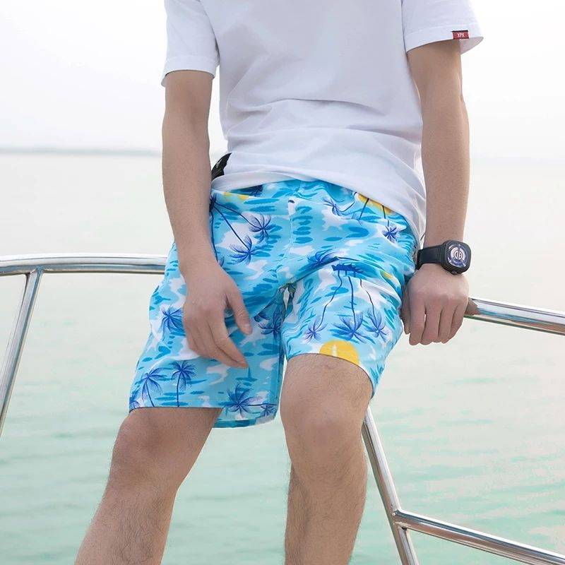 Summer casual 5 - minute shorts