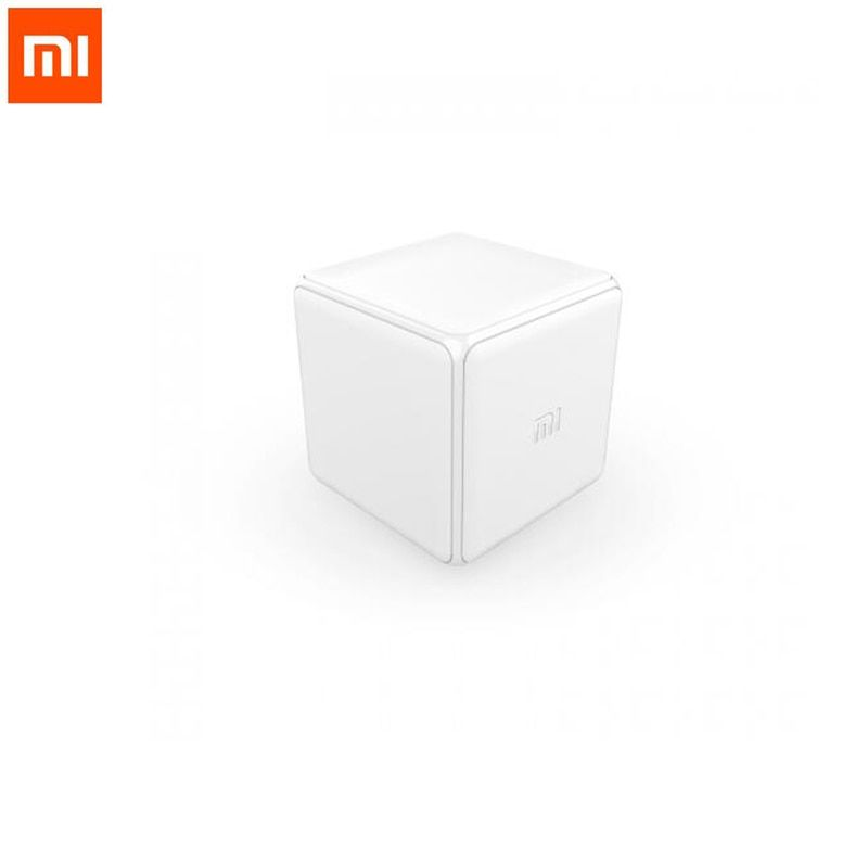 Xiaomi AQARA <font><b>Cube</b></font> Controller Zigbee Version Gateway Controlled by Six Actions with Phone App for Smart Home Device TV