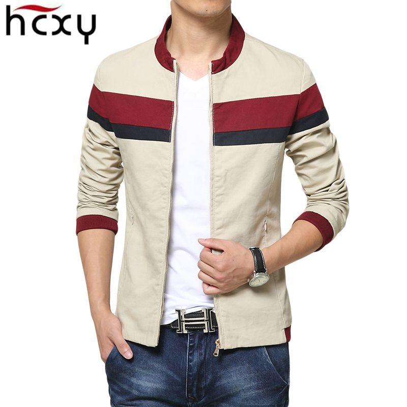 New 2017 autumn Jacket Men Fashion cotton Casual Mens Jacket Sportswear Jacket Male jackets and Coats Plus Size 5XL