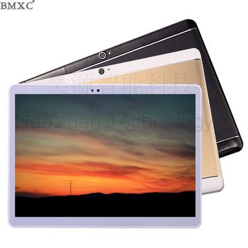 10.1 inch 3G 4G LTE Octa/10 Core tablet pc Android  Dual SIM Phone Call wifi Bluetooth GPS FM 4GB 1920*1200 HD PC Tablet 10