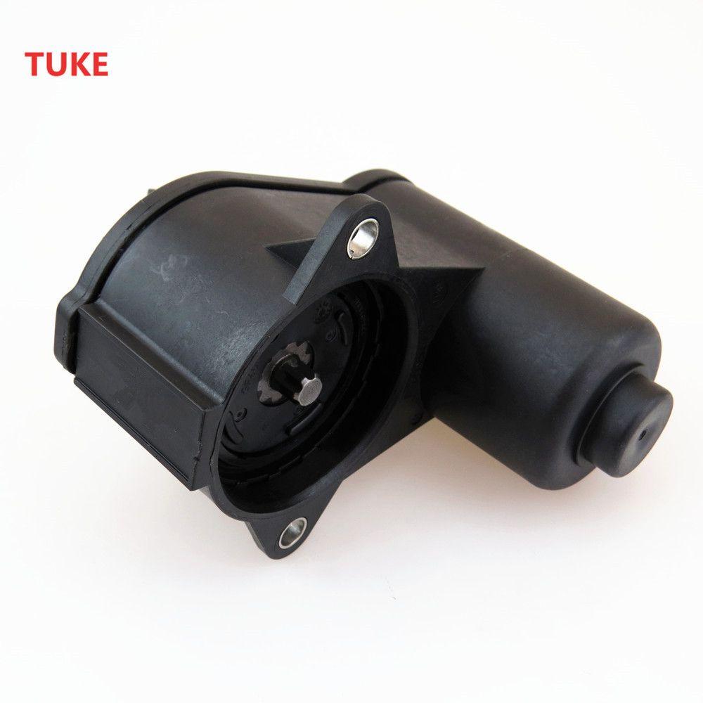 TUKE New 6 Torx Rear Handbrake Servo Motor Cylinder Brake Calipers For VW Tiguan  Sharan Passat B6 B7 CC 32332267 3C0 998 281 B
