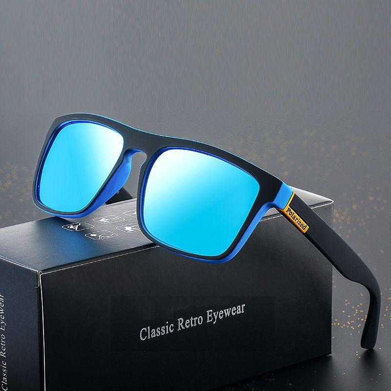 Polarized Sunglasses Men's Driving Shades Male Sun Glasses For Men Retro Cheap Luxury Brand Designer Oculos De Sol