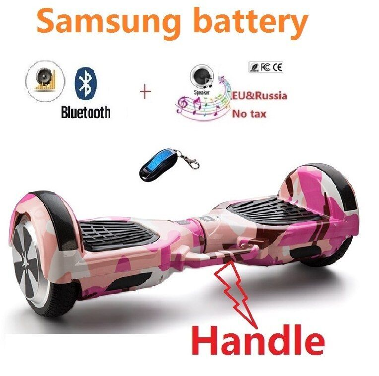 Two wheel electric Scooter hoverboard skateboard electric skate smart balance wheel scooter hover board giroscooter overboard