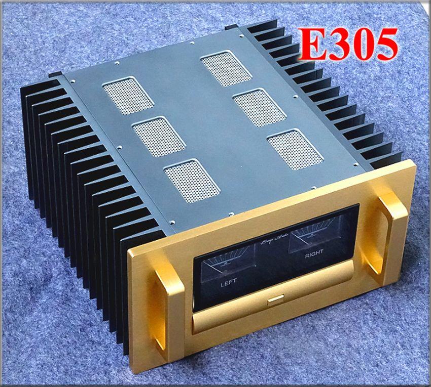 N-020 A7 referenz E305 Reinem Power Verstärker schaltung Starke Kraft Reinen AC schaltung FET dual differential eingang
