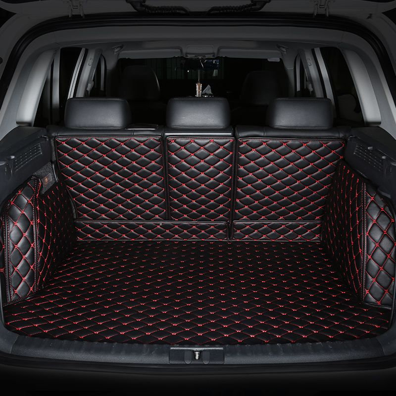 Special car trunk mats for Volkswagen All Models vw passat b5 6 polo golf tiguan jetta touran touareg car-styling Cargo Liner