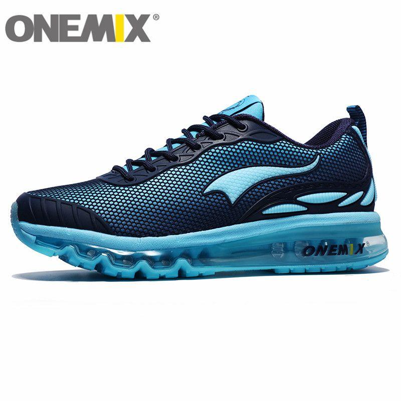 ONEMIX Air Jogging Sneaker Pour Hommes Piste Chaussure Sport Respirant Chaussures de Course Livraison Formateurs 270