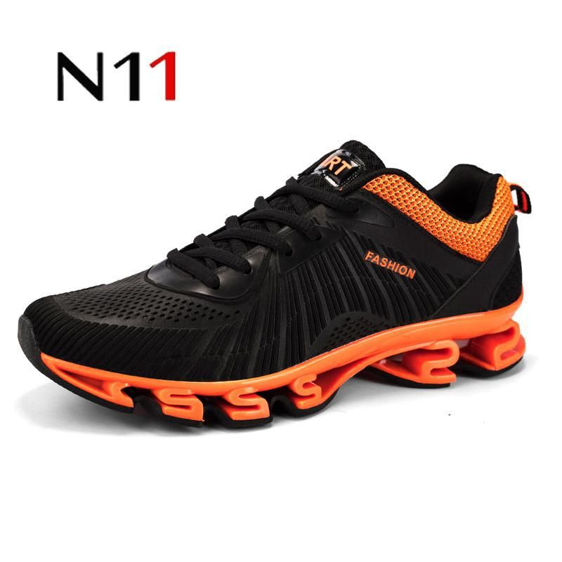 N11 Brand 2018 Spring And Autumn Hot Sale Explosions Mesh Breathable Hollow Casual Shoes Quality Fashion Outdoor Casual Shoes