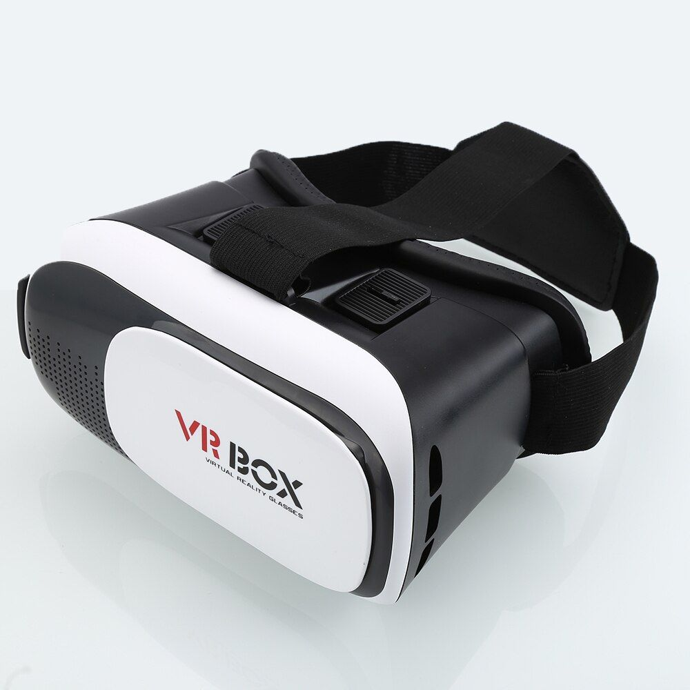 3D Virtual Reality 3D Glasses VR Box Cardboard Movie Game for 3.5-6.0 inche smartphone