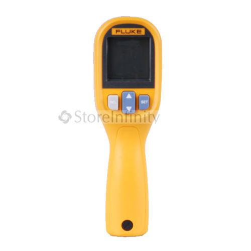 Free Shipping New Fluke MT4 MAX Infrared Thermometer with Backlight Large LCD Display