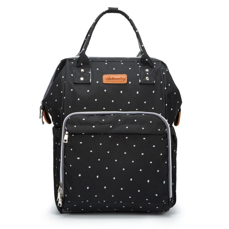 9 Colors Fashion Mummy Maternity Nappy Bag Brand Large Capacity Baby Bag Travel Backpack Designer Nursing Bag for Baby Care