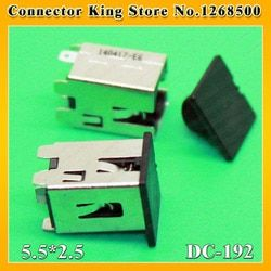 NEW Vertical DC Power Jack for Lenovo Asus One PC Laptop DC Jack Netbook Ultrabook Power socket Freeshipping 5.5*2.5mm,DC-192
