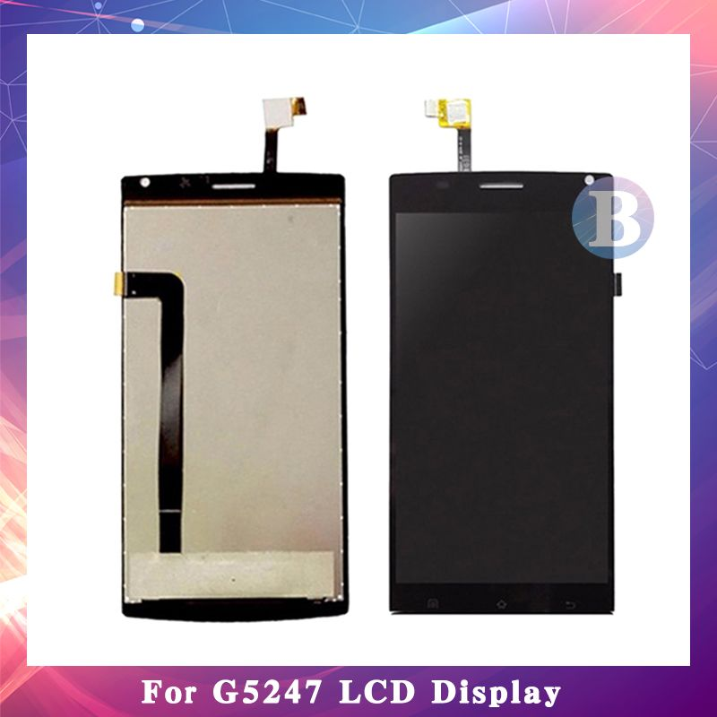 5.5 For MegaFon Login Plus MFLoginPh TOPSUN_G5247_A1 LCD Display Screen With Touch Screen Digitizer Assembly High Quality