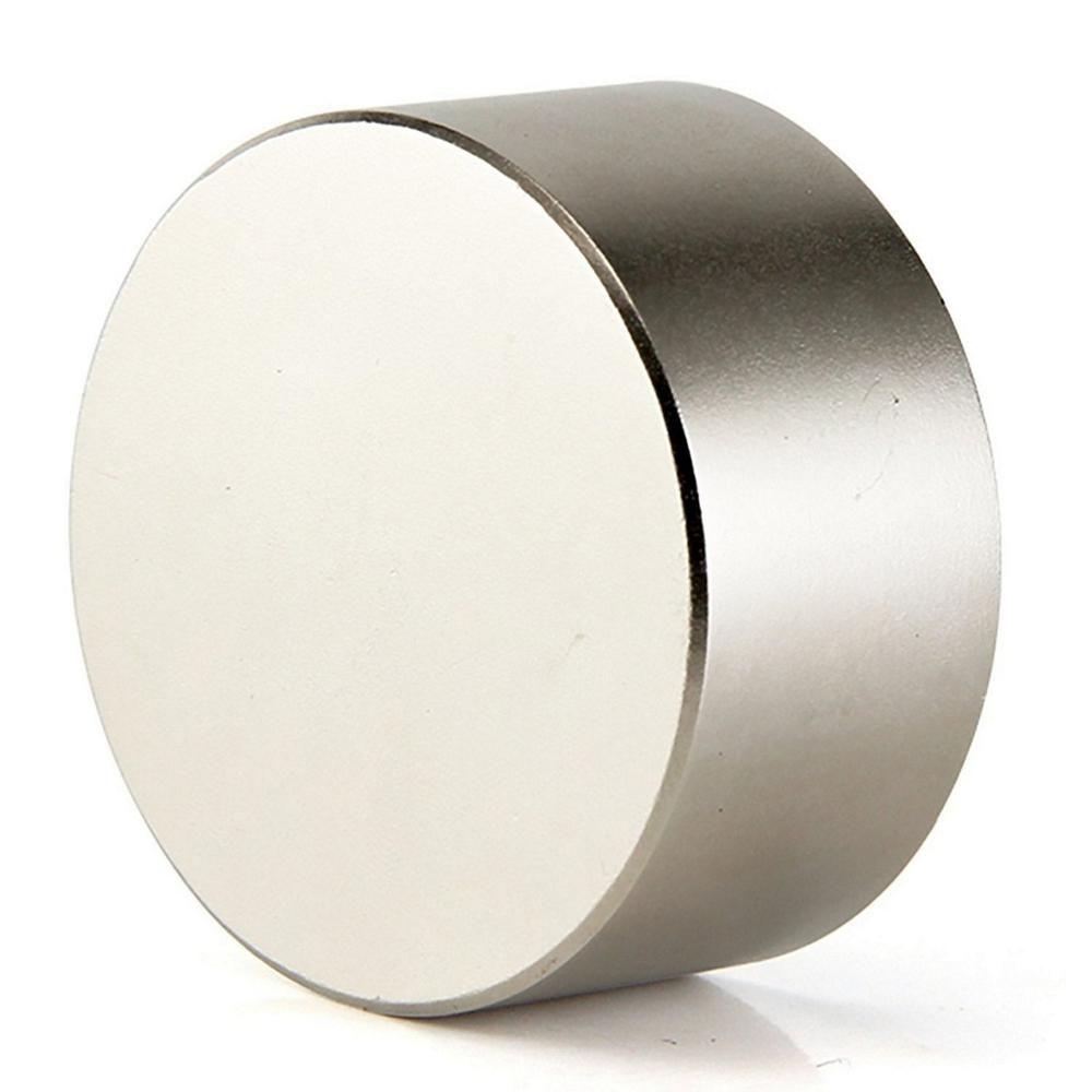 Aimant à disque néodyme Super fort 40x20mm, disque à aimant Permanent, les plus puissants aimants de terres rares au monde-une pièce