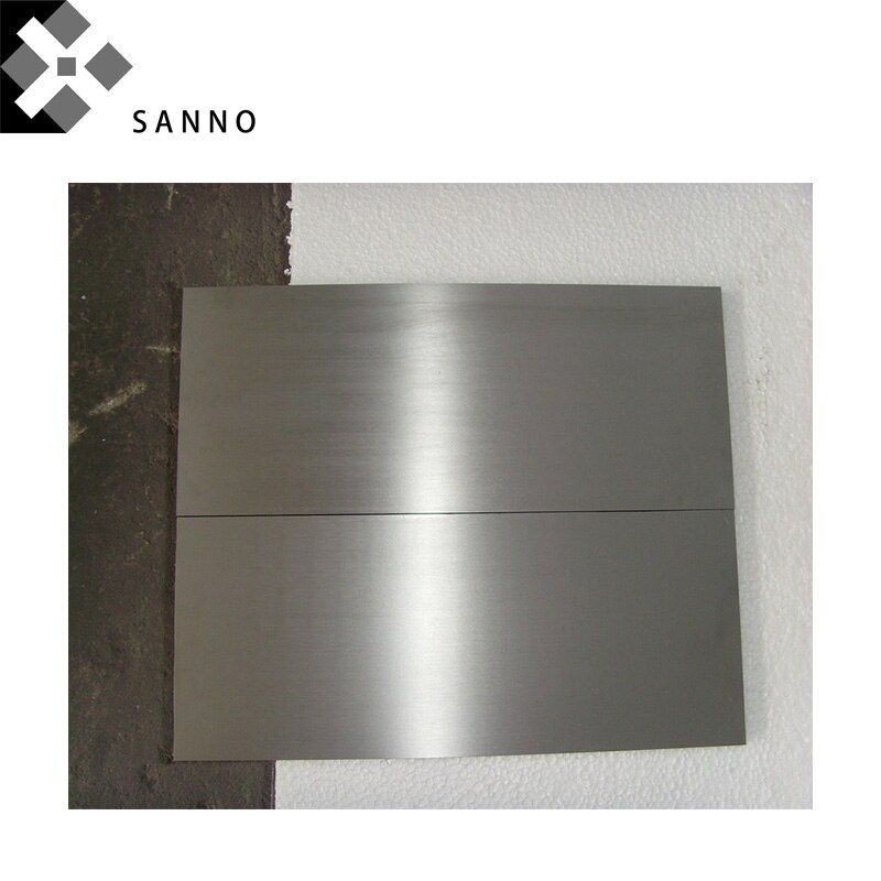 Hohe 99.999% reinheit kobalt platte metall kobalt folie dicke 0,05mm-8mm Co blatt für wissenschaftliche forschung