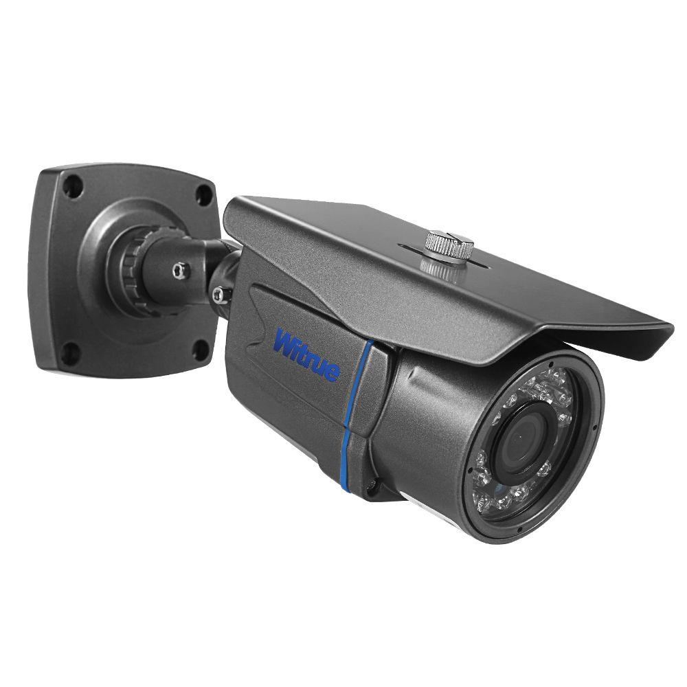 Witrue AHD Camera 1080P Sony IMX323 Video Surveillance Camera Night Vision Security Camera Outdoor Waterproof CCTV Camera