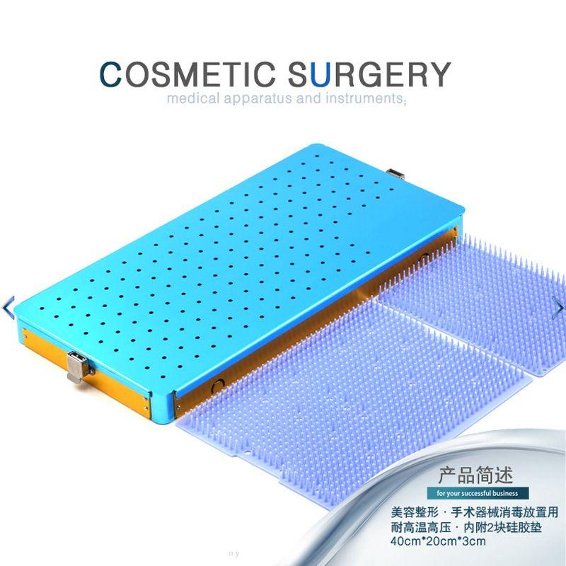 Ophthalmic mikrochirurgie hochtemperatur-hochdruck feine desinfektion box Schönheit & Gesundheit>> Makeup>> Makeup Tools/Accessori
