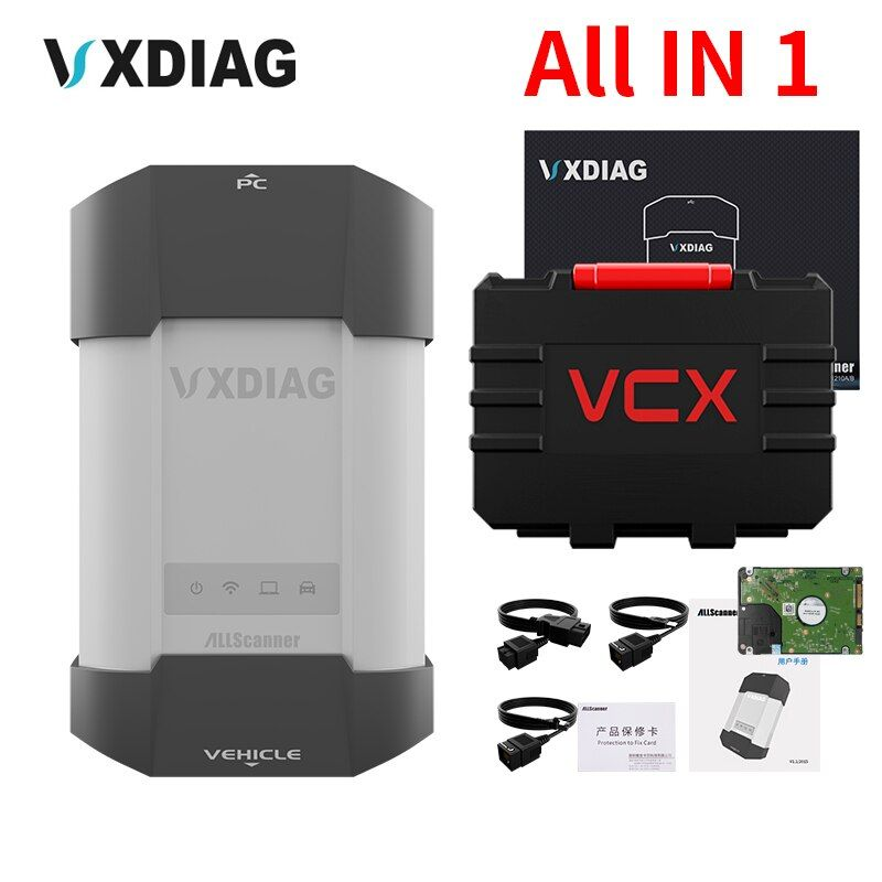 New Vxdiag Multidiag Diagnostic Tool For G-M Tech2 For Jlr Land Rover For Bmw Icom A2 For Toyota It3 It2 Star C4 C5