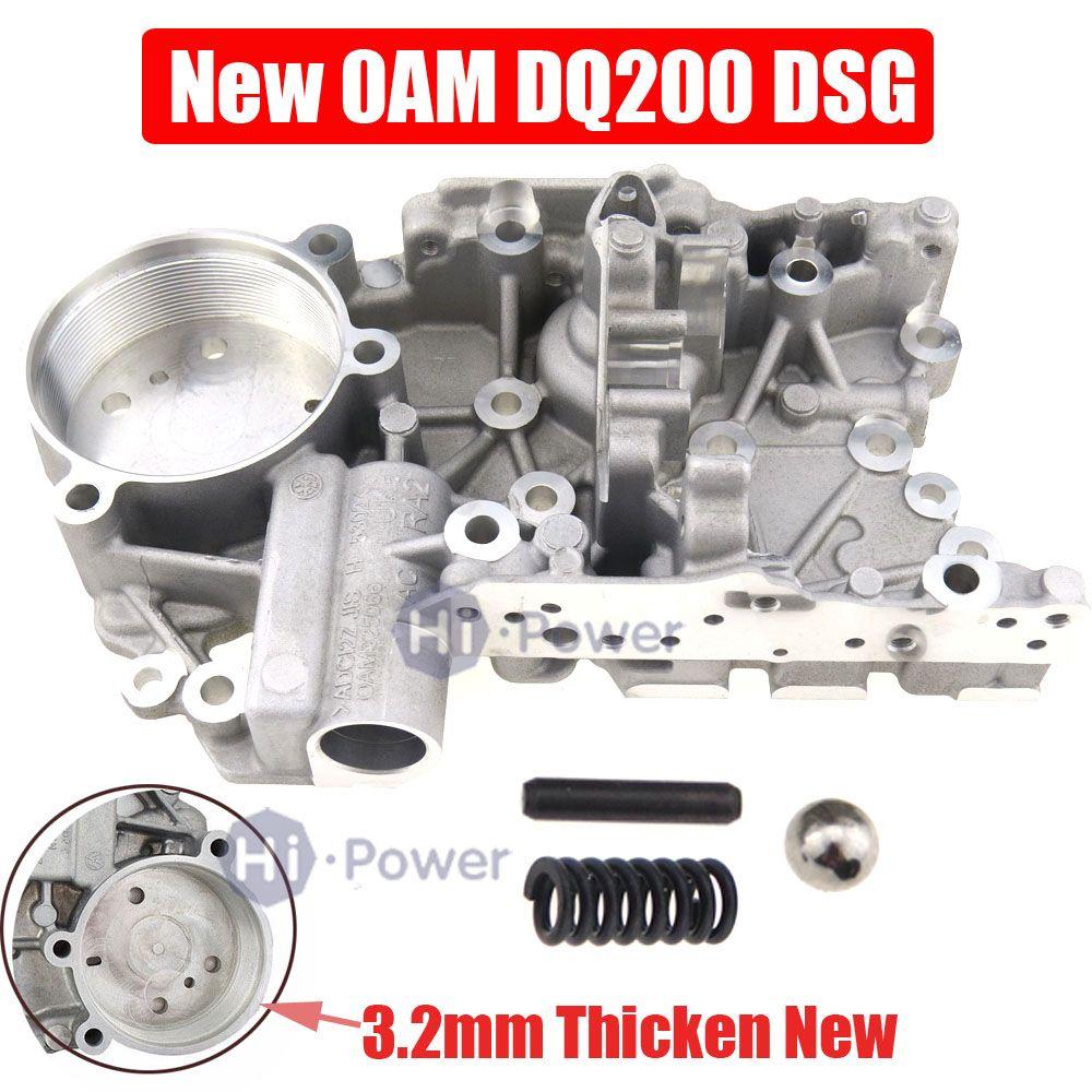 Hohe Qualität NEUE DQ200 DSG 0 AM Perfekte Dicke 3,2mm Übertragung Akkumulator Gehäuse 0AM325066AC für Audi VOLKSWAGEN