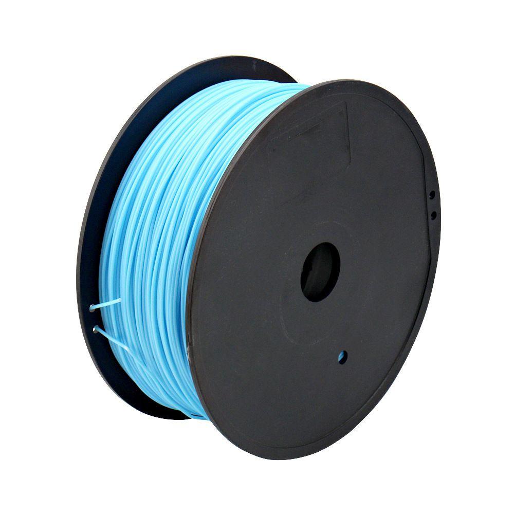 3D Printer Filament PLA Filament Dimensional Accuracy +/- 0.02 mm Low Odor 3D Printing Filament,  Spool 1.75 mm Filament