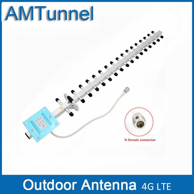 4G Antenne Yagi Externe Antenne LTE2600Mhz Outdoor Antenne 20dBi Telefon Signal Nehmen Antenne für 4G Signalverstärker verstärker