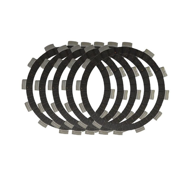 Motorcycle Clutch Friction Plates Set for SUZUKI GN250 GN 250 Clutch Lining  5 PCS  #CP-0007