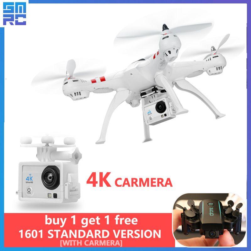 SMRC X16 profissional Quadrocopter Gps Drohnen mit Kamera HD 4 K RC Flugzeug Quadcopter rennen hubschrauber folgen mir x PRO eders MI