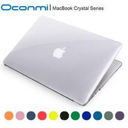 Transparent crystal Case Pour Apple macbook Air Pro avec Retina 11 12 13 15 pouce Pour Macbook sac couverture pour Macbook Air 13 cas