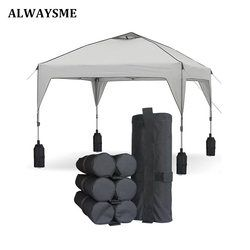 ALWAYSME Heavy Duty Double-Stitched Weights Bag Leg For Pop Up Canopy Tent Weighted FeetBag Sand Bag Instant Outdoor Sun Shelter